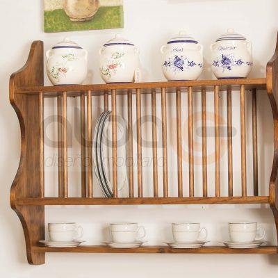 Plateros r sticos alba dise o mobiliario for Plateros para cocina