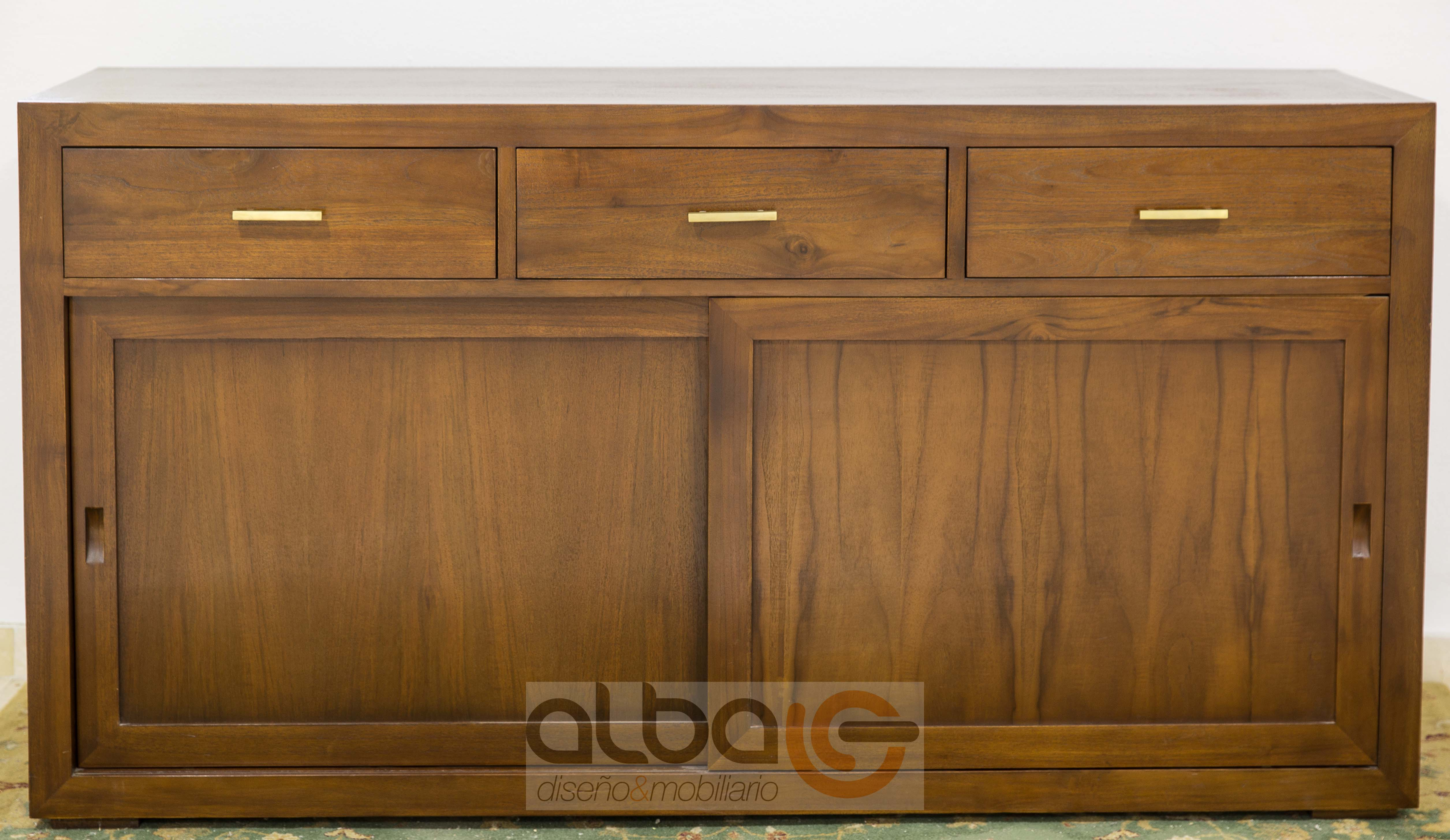 Mueble buffet goab alba dise o mobiliario for Mueble buffet