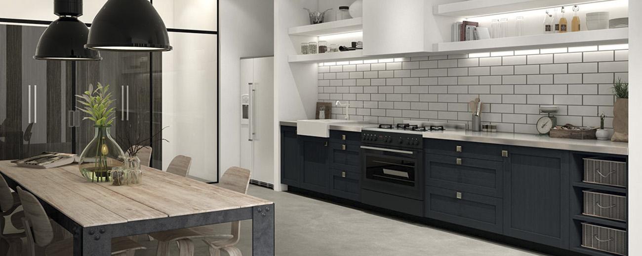 Muebles de cocina | ALBA diseño & mobiliario